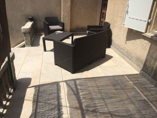 Réfection et étanchéité d'une terrasse à Marseille